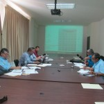 Reunión del Subcomité de Administración y Finanzas