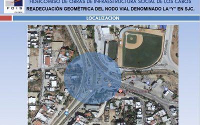 """Modernización Geométrica del Nodo la """"Y""""  en SJC"""