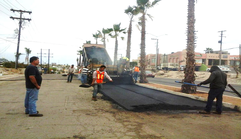 Nodos viales San José del Cabo – Reporte de avances al 10 de Enero 2015