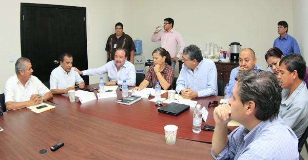 Acuerdan Gobierno Municipal y FOIS más obras para Los Cabos