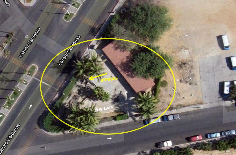 Rehabilitación de cárcamos de bombeo de aguas residuales, Cabo San Lucas