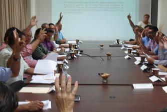 Firman FOIS y gobiernos estatal y municipal convenio para el programa Hábitat