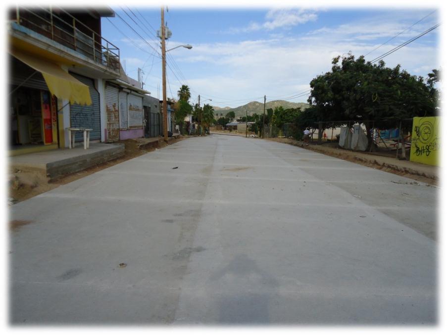 Obras del Programa Hábitat 2012