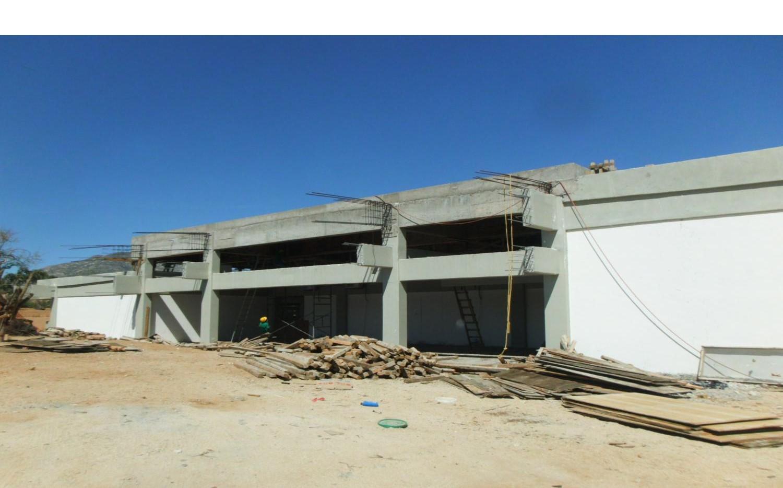 Ampliación del edificio de Vinculación ITES Los Cabos