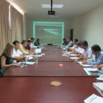 Reunión Subcomité de obras