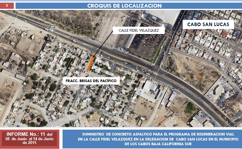Suministro de concreto asfáltico en Los Cabos