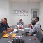 Junta técnica CONAGUA
