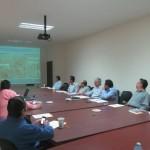 Reunión del Subcomité de obras